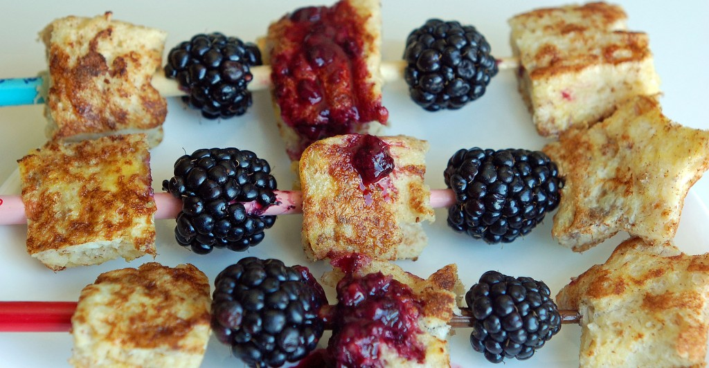 french toast kabobs 2
