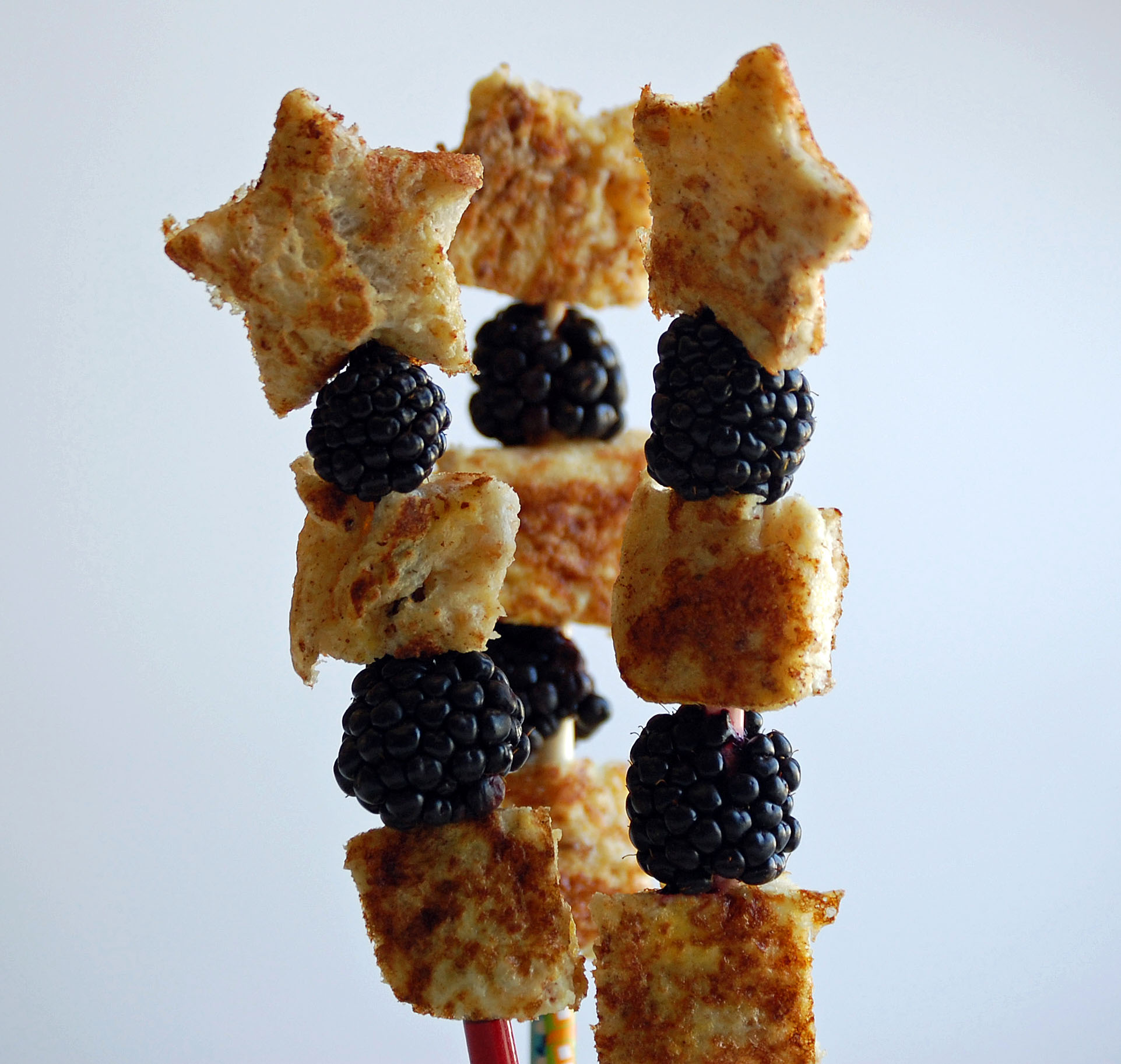 French Toast On A Stick Recipe — Dishmaps