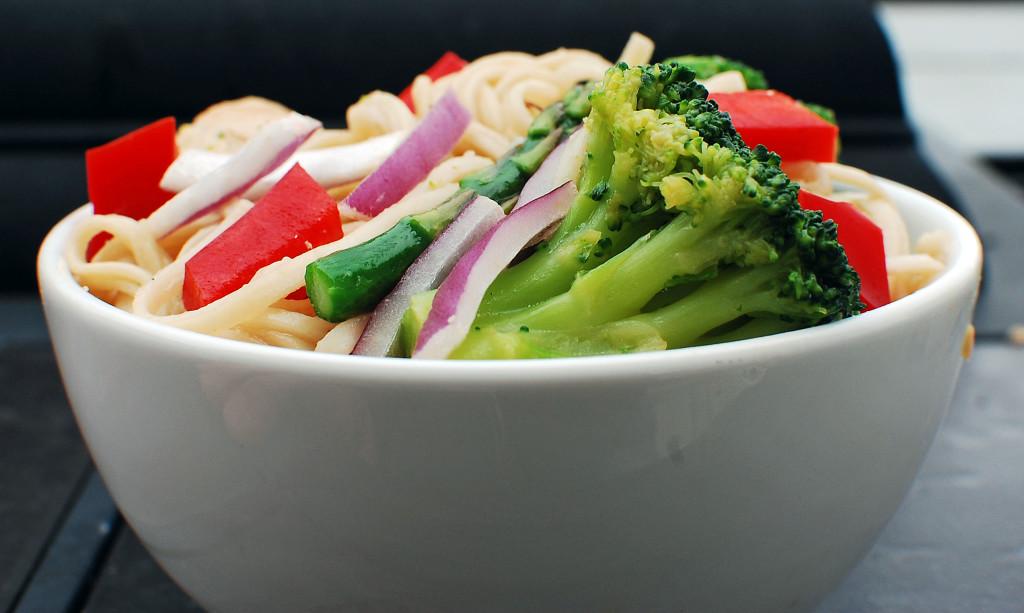 vegetable lo mein