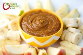 Peanut Butter Fruit Dip 007