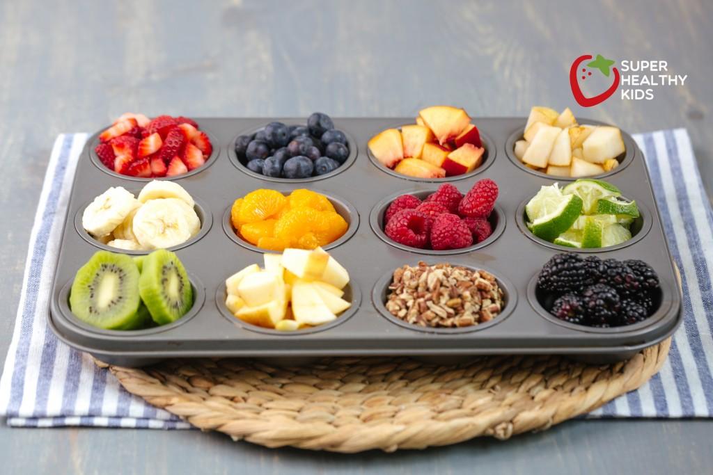 Oatmeal Bar for healthy kids breakfast