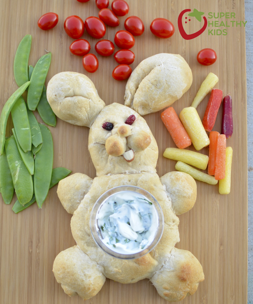 bunny bread tray from shk