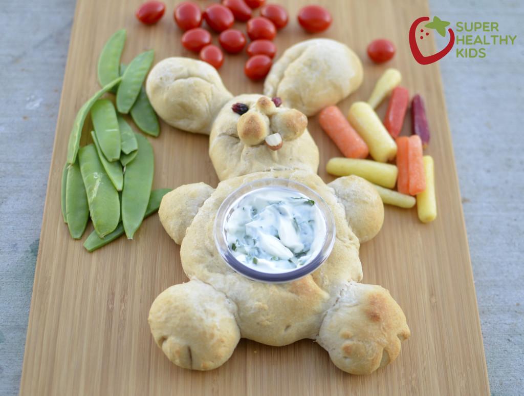 bunny veggie tray 3 f SHK
