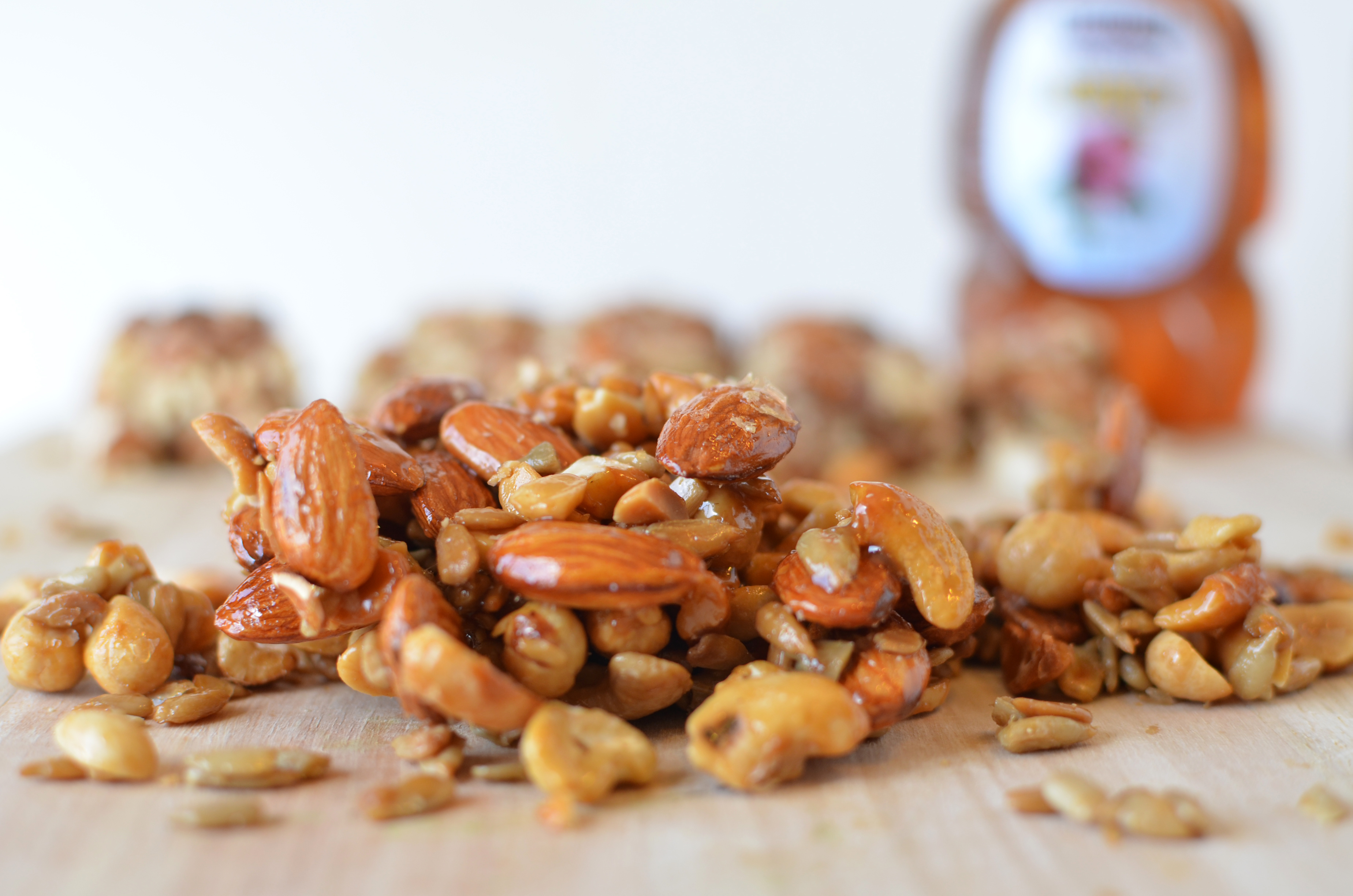 almonds and peanuts Choice almonds are hand-selected for freshness, then slow roasted and finished  with a dash of salt to bring out their rich, natural flavor this all natural snack is.