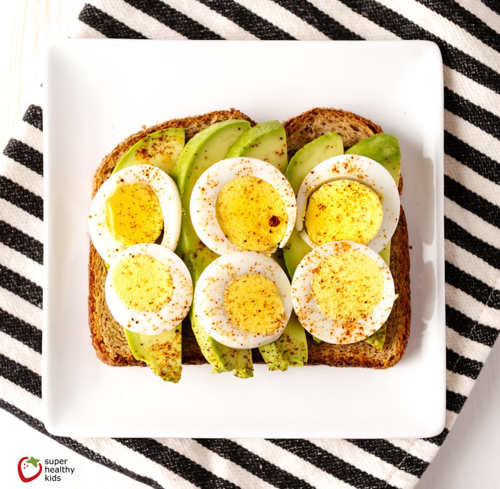 egg toast sm
