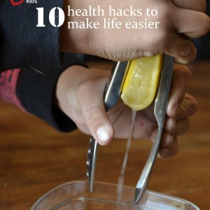 10 Healthy Hacks to Simplify Your Life