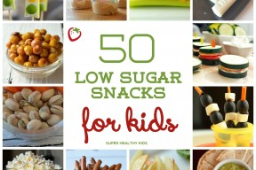 12 low sugar snacks for kids b