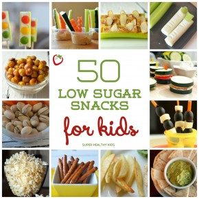 12 low sugar snacks for kids b