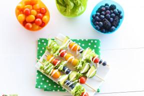 Toddler Salad 4