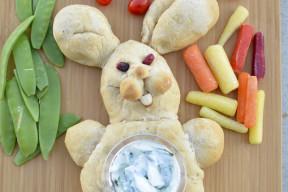 bunny bread tray from shk