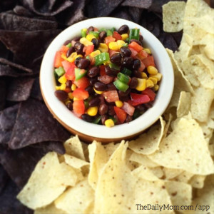 Texas Caviar: 6 Veggies in Every Bite!