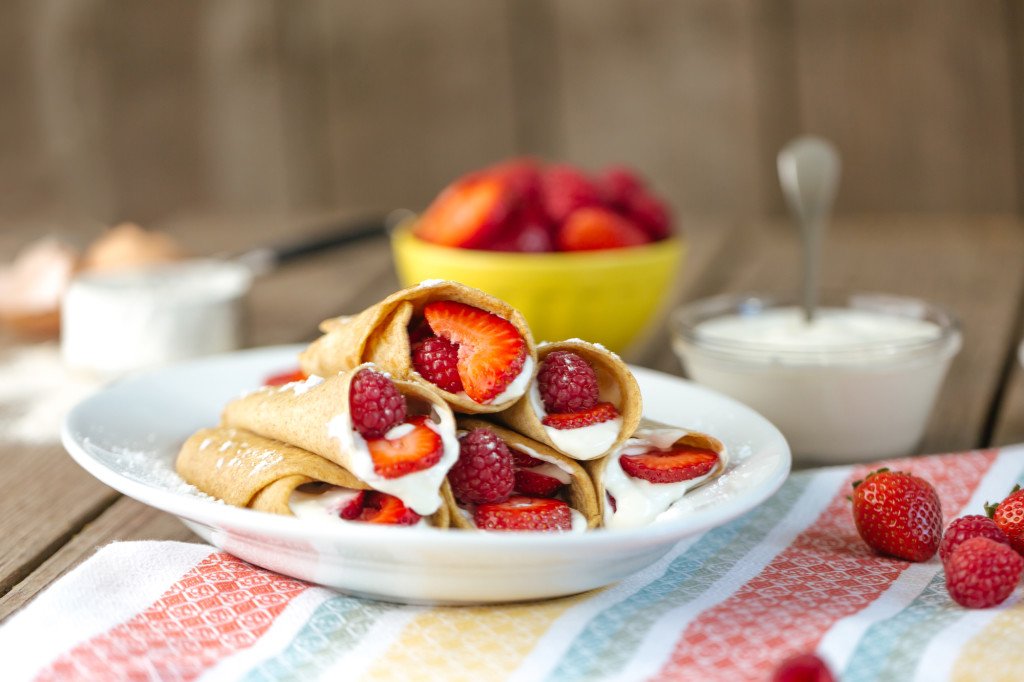 Crepe Recipe Filling